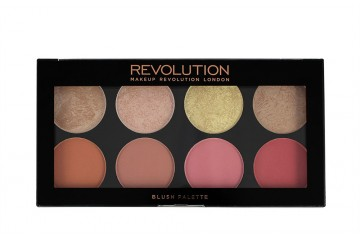 Blush Goddess Палитра румян Makeup Revolution Blush Palette