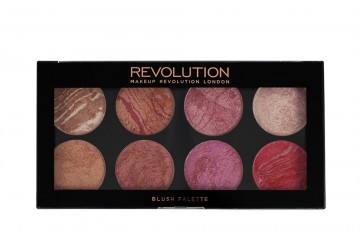 Blush Queen Палитра румян Makeup Revolution Blush Palette