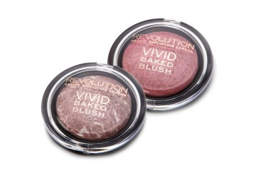 Запеченые румяна Makeup Revolution Baked Blusher