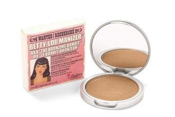 Betty-Lou Manizer Бронзер для лица The Balm Bronzer & Shadow - BT586