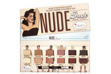 Nude Dude Палитра теней The Balm Nude Eyeshadow Palette