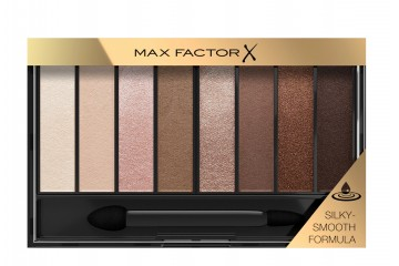 Cappuccino Nudes палетка теней для век Max Factor Masterpiece Nude Palettes