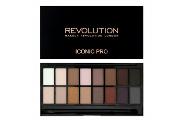 Iconic Pro 1 палитра теней Makeup Revolution Palette