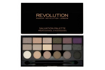 Hard Day палитра теней Makeup Revolution Salvation Palette