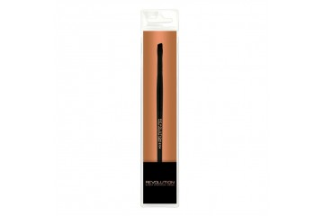 E104 кисть для бровей Makeup Revolution Pro Eyebrow Brush