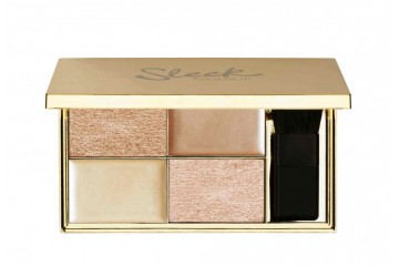 Cleo's Kiss палетка хайлайтеров Sleek MakeUp Highlighting Palette (BT1320)