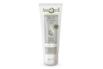 Крем для рук «Эликсир молодости» Aphrodite Olive Oil & Donkey Milk Youth Elixir Hand Cream (D-8)