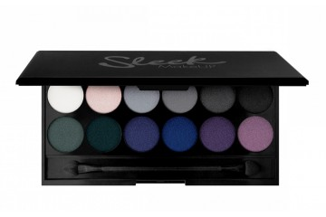 Bad Girl палитра теней Sleek MakeUp i-Divine Eyeshadow Palette