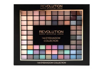 144 Палитра теней Makeup Revolution 144 Eyeshadow Collection Palette