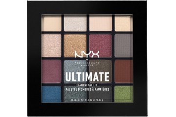 Smokey Палетка теней NYX cosmetics Ultimate Shadow Palette