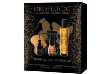 Подарочный набор Orofluido Exclusive Edition Nail Enamels Pack
