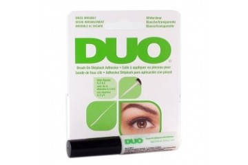 Клей DUO Brush On Striplash Adhesive для ресниц без латекса