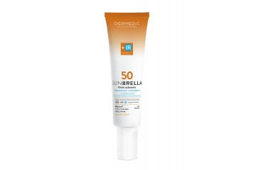 Солнцезащитный крем для лица Dermedic Sunbrella Protective cream SPF 50 Overreactive and hypersensitive skin