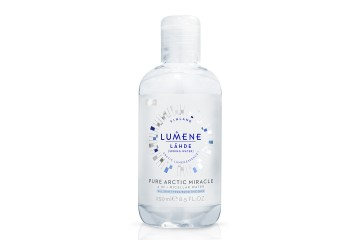 Мицеллярная вода 3в1 Lumene LÄHDE [Source] Pure Arctic Miracle, 3-in-1 Micellar Cleansing Water 250 ml