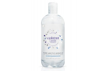 Мицеллярная вода 3в1 Lumene LÄHDE [Source] Pure Arctic Miracle, 3-in-1 Micellar Cleansing Water 500 ml