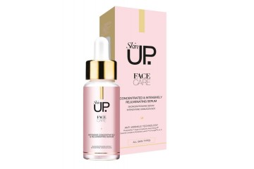 Интенсивно восстанавливающая сыворотка для лица Skin UP Face Care Concentrated & Intensively Rejuvenating Serum