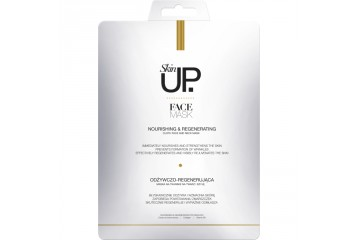 Питательно-восстанавливающая тканевая маска Skin UP Face Mask Nourishing & Regenerating
