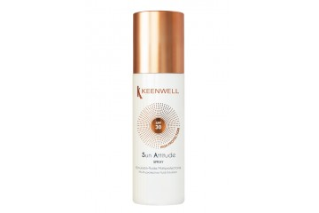 Cпрей-флюид для тела SPF30 Keenwell Multi-protective fluid body emulsion SPF30