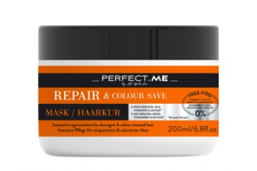Восстанавливающая маска для окрашенных волос Perfect.Me Repair & Colour Save Mask 200 мл