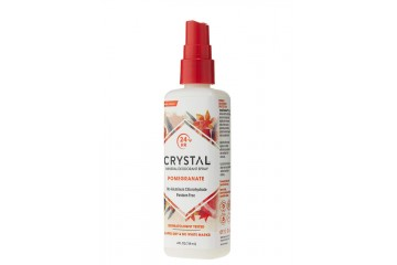 Гранат дезодорант Crystal Essence Mineral Deodorant Body Spray 118 ml