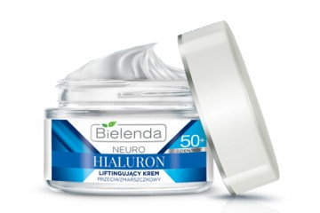 Крем концентрат против морщин 50+ Bielenda Neuro Hialuron Lifting Anti-wrinkle Cream-concentrate 50+