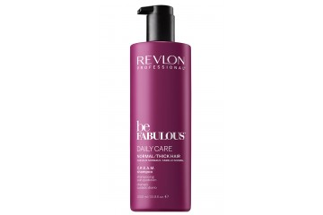 Шампунь для нормальных волос Revlon Professional Be Fabulous Daily Care Cream Shampoo 1000 ml