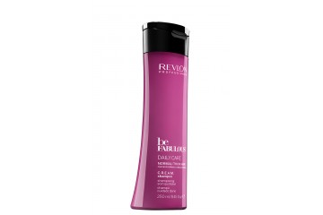 Шампунь для нормальных волос Revlon Professional Be Fabulous Daily Care Cream Shampoo 250 ml