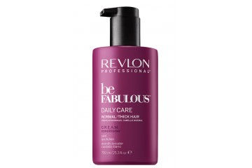 Кондиционер для нормальных волос Revlon Professional Be Fabulous Daily Care Cream Conditioner 750 ml