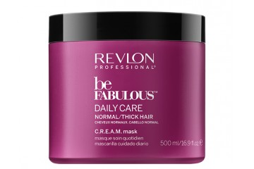 Маска для нормальных волос Revlon Professional Be Fabulous Daily Care Cream Mask 500 ml