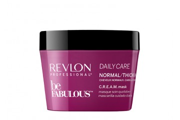 Маска для нормальных волос Revlon Professional Be Fabulous Daily Care Cream Mask 200 ml