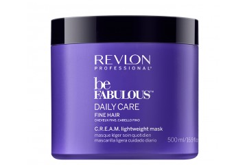 Маска для объема тонких волос Revlon Professional Be Fabulous Fine Cream Lightweight Мask 500 ml