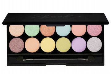 All The Fun Of The Fair Палитра теней Sleek MakeUp i-Divine Eyeshadow Palette