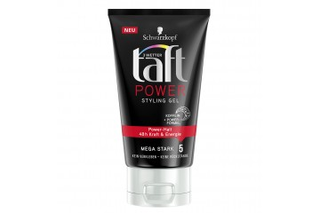 Гель для волос Кофеин Taft Power Styling Gel Coffeine