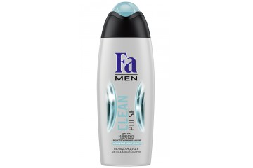 Clean Pulse гель для душа Fa Men Shower Gel