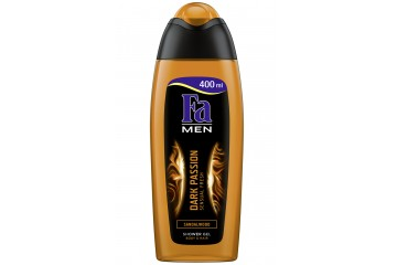 Dark Passion гель для душа Fa Men Sensual Fresh 400 ml