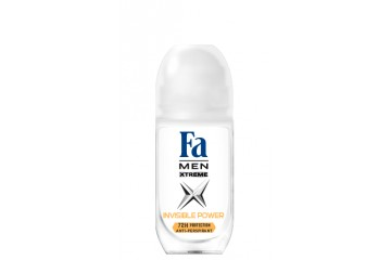 Xtreme Invisible Power роликовый дезодорант Fa Men Anti-Perspirant