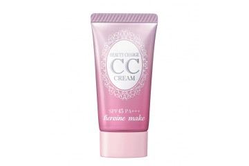 СС крем Isehan Heroine Make Beauty Charge Cream SPF45 Pa+++