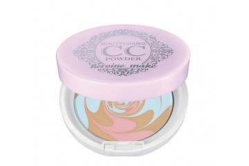СС пудра для лица Isehan Heroine Make Beauty Charge CC Powder SPF25 Pa+++