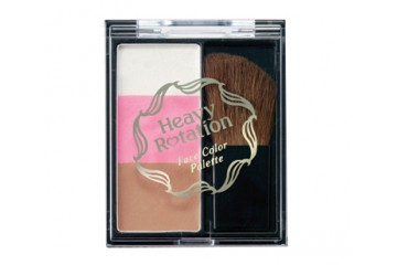 Палетка для контурирования лица Isehan Heavy Rotation Face Color Palette