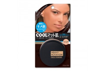 Матирующая пудра для лица Isehan Heavy Rotation Face Powder SPF25 PA++