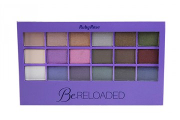 Be Reloaded палитра теней Ruby Rose HB-9921