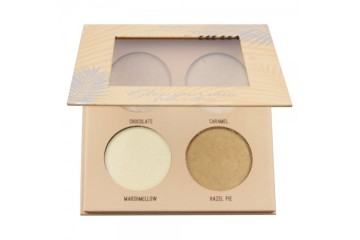 Light - Glow your skin from within палитра хайлайтеров Ruby Rose Light Highlight Palette HB-7500