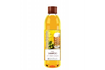 Пивной шампунь для волос Barwa Cosmetics Beer Shampoo with vitamin complex