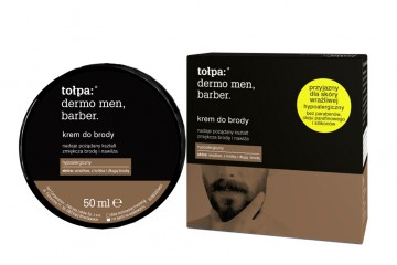 Крем для бороды Tolpa Dermo men Barber beard cream