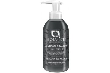 Средсво для умывания с дубовым углем Biotaniqe Charcoal Cleanser