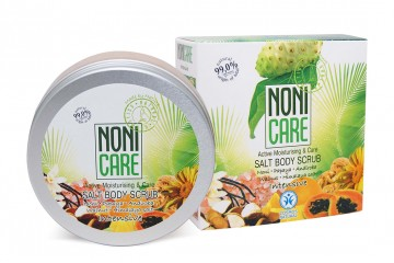 Скраб для тела «Гималайская соль» Nonicare Active Moisturising & Care Salt Body Scrub Intensive