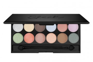 Nordic Skies Палитра теней Sleek MakeUp i-Divine Eyeshadow Palette