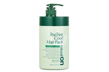 Освежающая маска для волос Daeng Gi Meo Ri Naturalon Tea Tree Cool Hair Pack