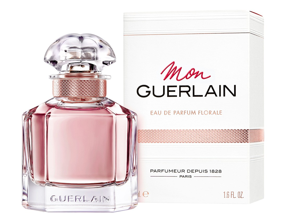 Mon Guerlain Florale Eau De Parfum Guerlain парфюмерная вода для
