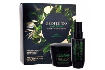 Подарочный набор Orofluido Amazonia The Rainforest Beauty Ritual